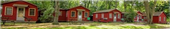 Appealing High Quality Cabins For Rent by Montello Wisconsin